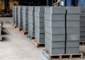 construction blocks production