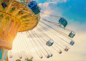 Reliable wireless connectivity is required in amusement applications, especially when safety data, like CIP safety, is being sent between a mobile piece of equipment, like a ride, and the main control system.