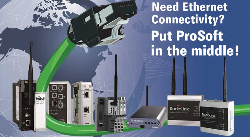 Ethernet Connectivity Solutions Landing Pages Homepage