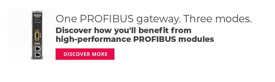 Top Gains from High-Performance PROFIBUS solutions